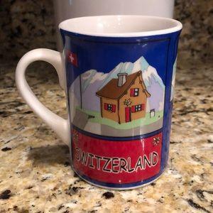 Cotfer l Switzerland Cow Coffee Tea Mug